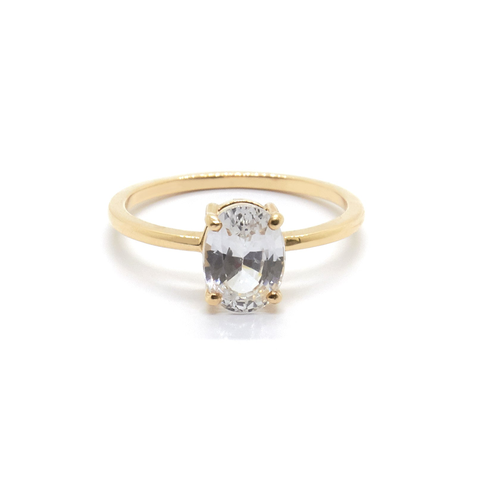 diamond slider white and ring engagement pink gold byond australia solitaire sapphire post