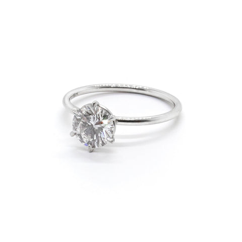 Signature Solitaire | 1.01 carat Diamond