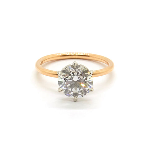 Signature Solitaire | 1.72 carat Diamond