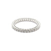 Eternity band | White Diamonds