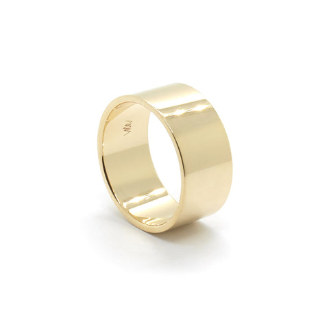 Smooth Cuff Ring