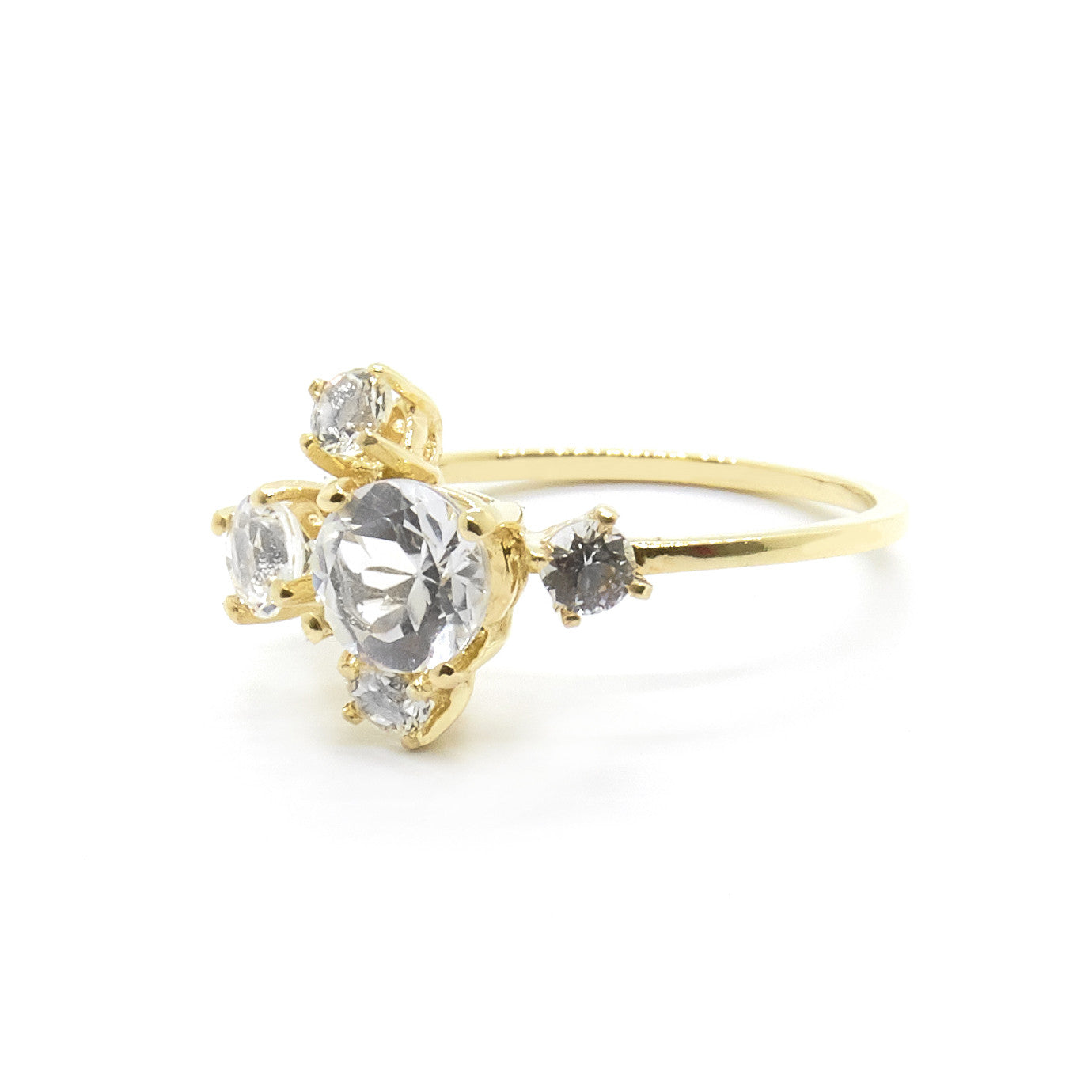 Precious Cluster Ring