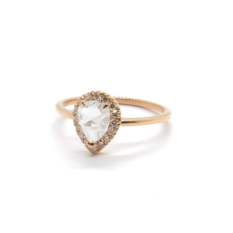 May | Rose Cut Diamond