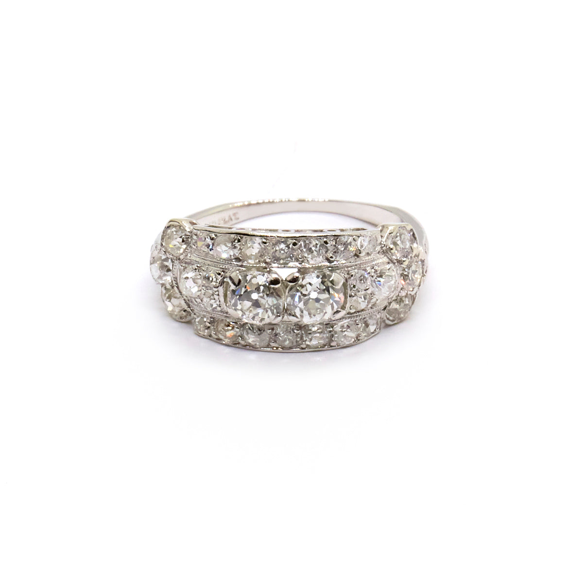 Rosalind | Vintage Edwardian Diamond Ring