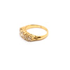 Wilhelmina | Vintage Victorian Diamond Wrap Ring