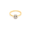 Edith | Vintage Old European Cut Diamond Solitaire