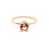 Petite Precious Ring | Morganite