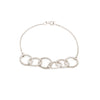 Dotted Oval Chain Bracelet