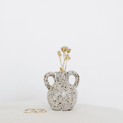 Small Speckled Vase