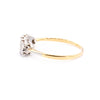 Henrietta | Vintage Ten Stone Diamond Ring