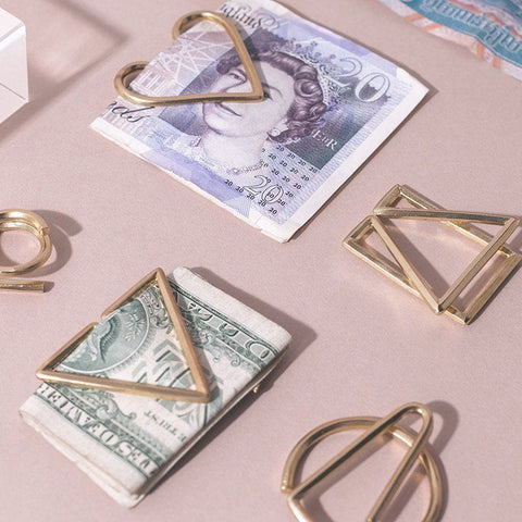 Common Money Clip | By SIN