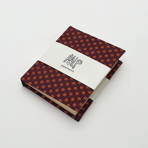 Shweshwe notebooks (A7)
