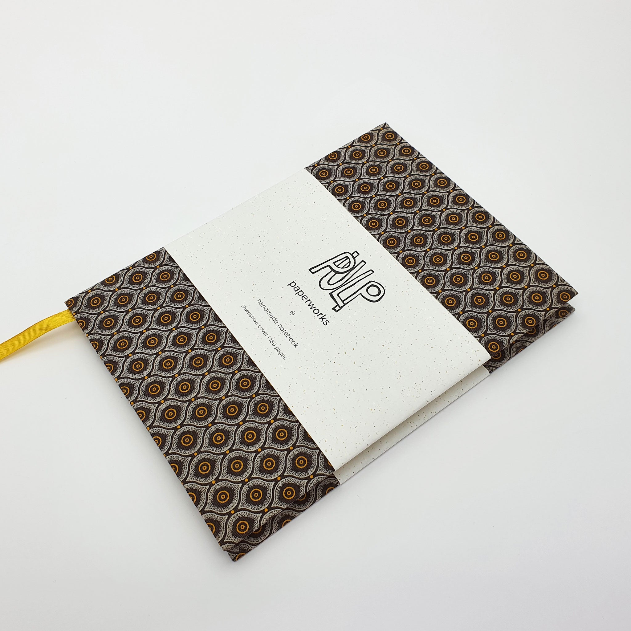 Shweshwe notebooks (A5)