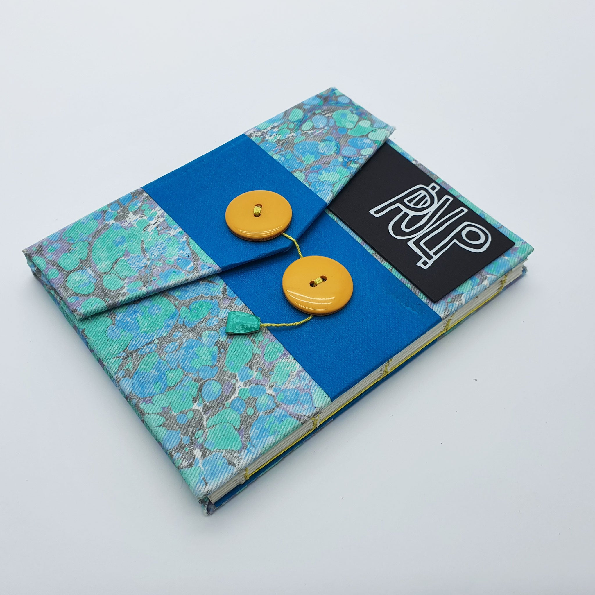 The Button Collection – Artist Sketchbooks (A6)