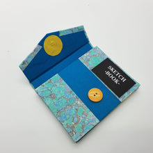 Load image into Gallery viewer, The Button Collection – Artist Sketchbooks (A6)