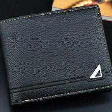 Load image into Gallery viewer, Cool Boy's Men's Wallets Slim Bifold Leather Credit Card ID Holder Wallet Purse - BrandsByG