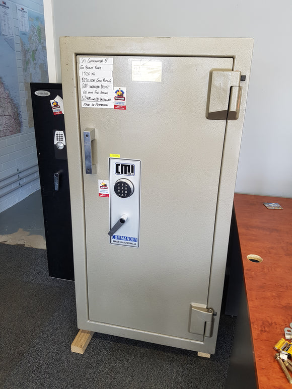 Refurbished CMI Safes Commander CR8 Bank Safe
