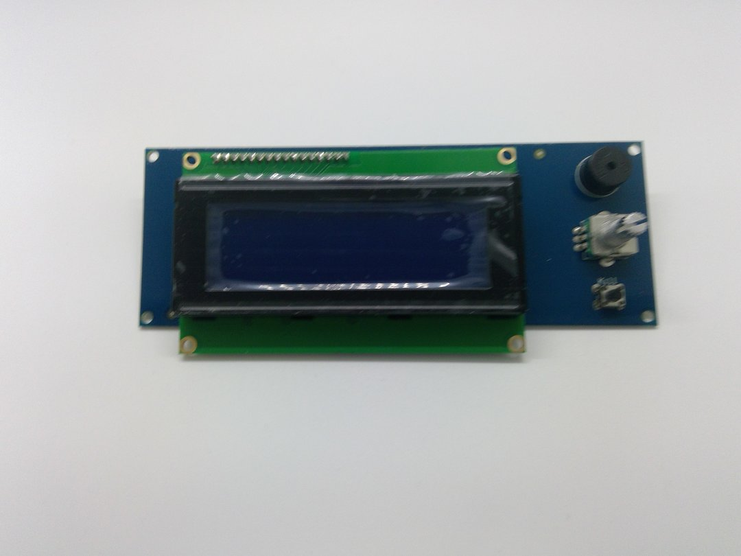 LDO 2004 LCD Display-Dimmable