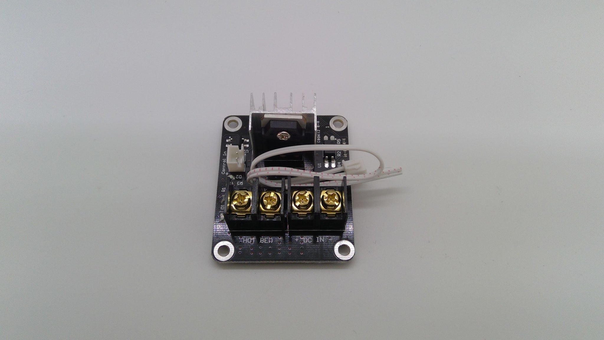 Heated Bed Mosfet Module for 12 or 24 volts
