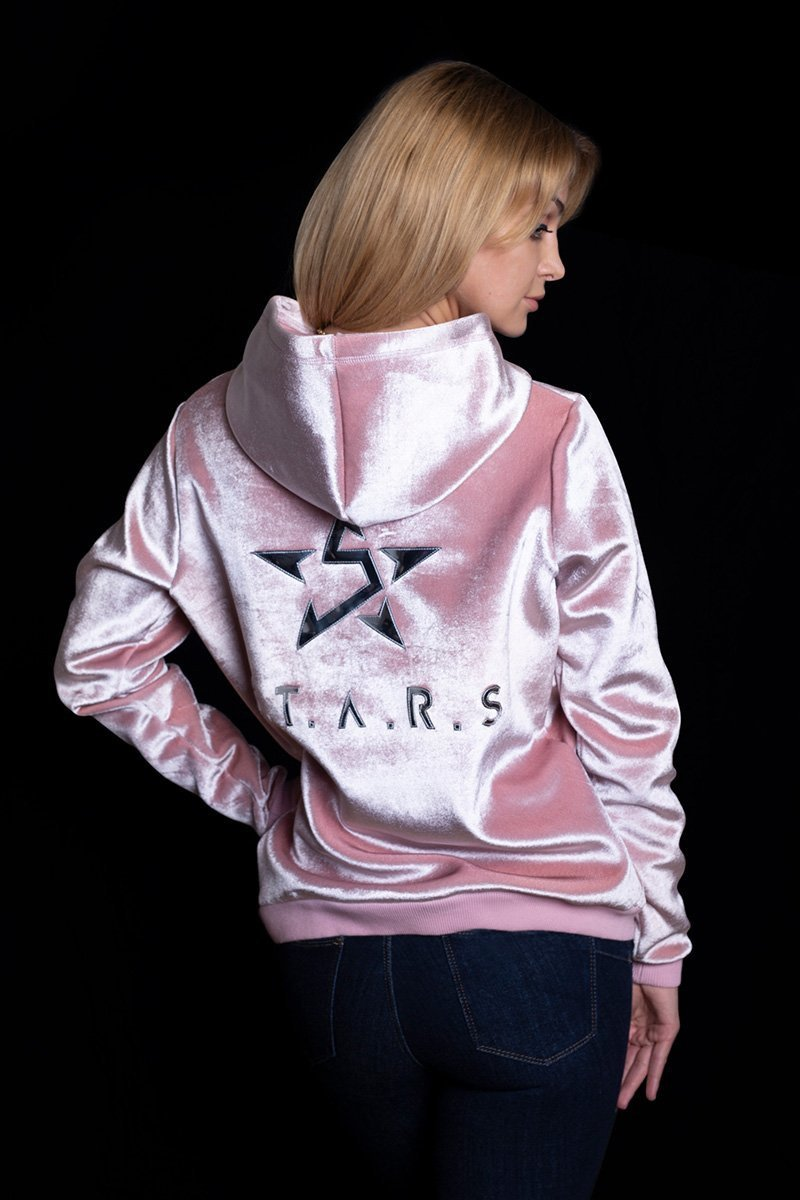 Pink Hoodie S.T.A.R.S