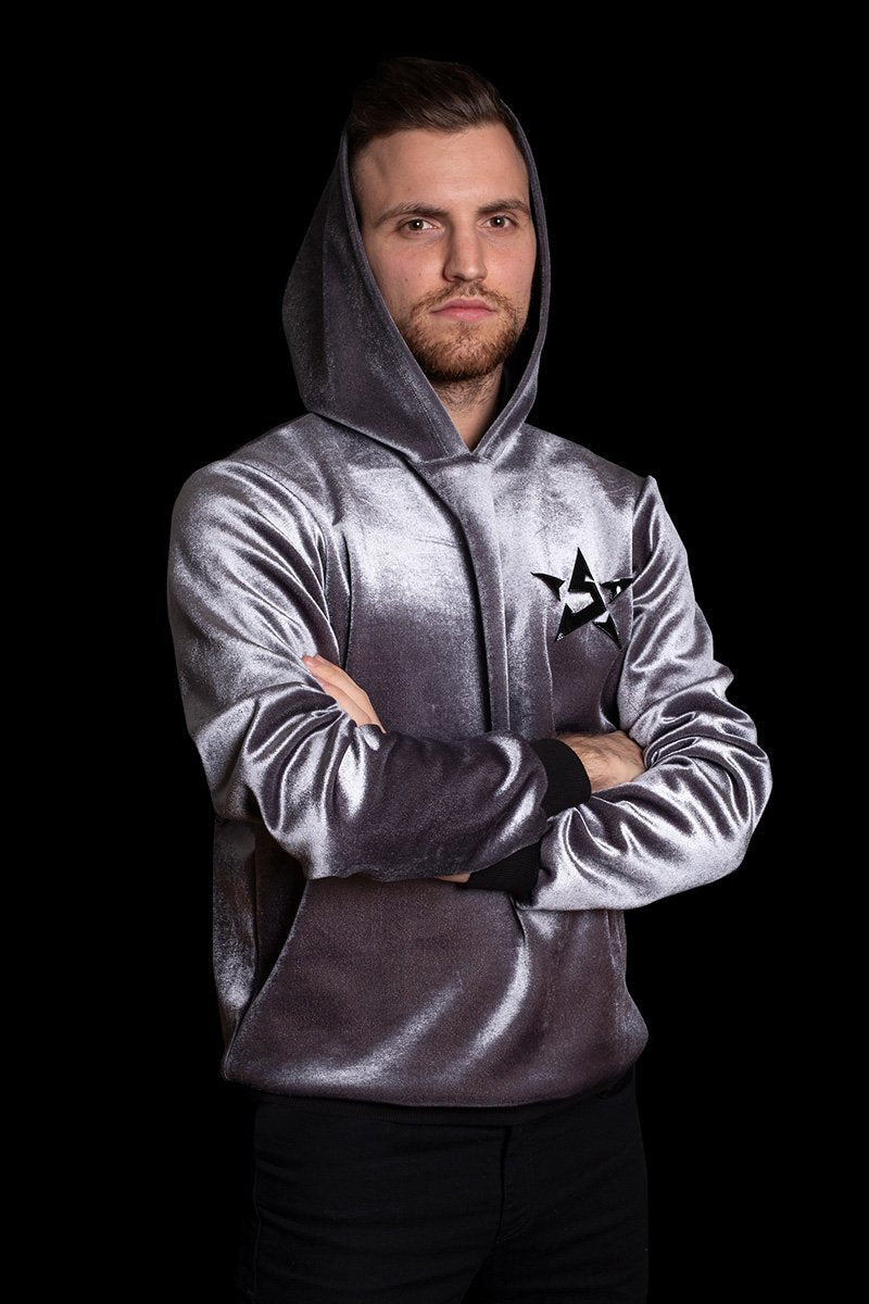 Silver Hoodie S.T.A.R.S