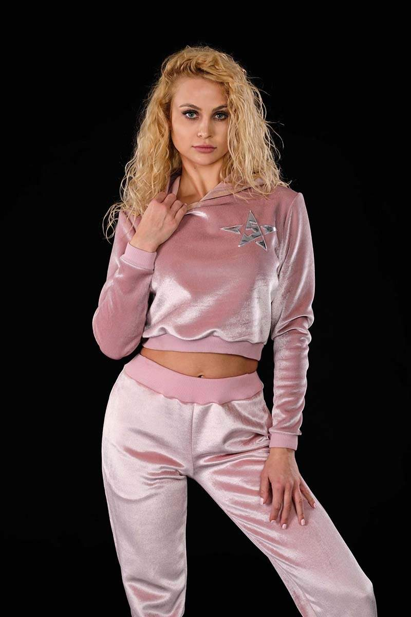 Skinny pink set S.T.A.R.S