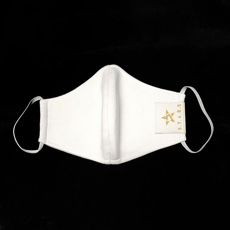 White Classic Mask S.T.A.R.S