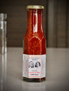 """Sweet 'n' Hot"" Chilli Sauce"
