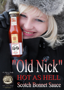 """Old Nick"" Scotch Bonnet Sauce"