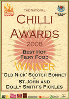 "Load image into Gallery viewer, ""Old Nick"" Scotch Bonnet Sauce"