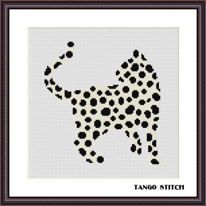 Cross stitch cats and kittens Tango Stitch