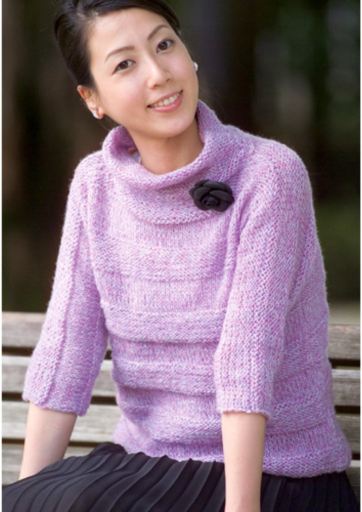 Easy knitting pattern sweater