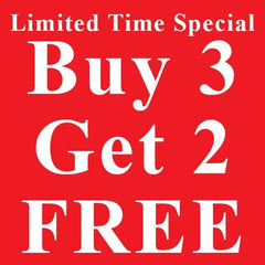 Buy 3 item - get 2 items free - JPCrochet