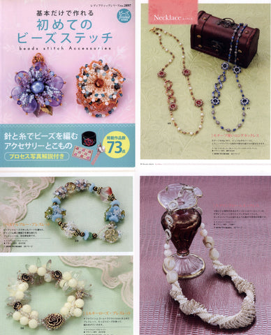 Beads handmade jewelry easy patterns