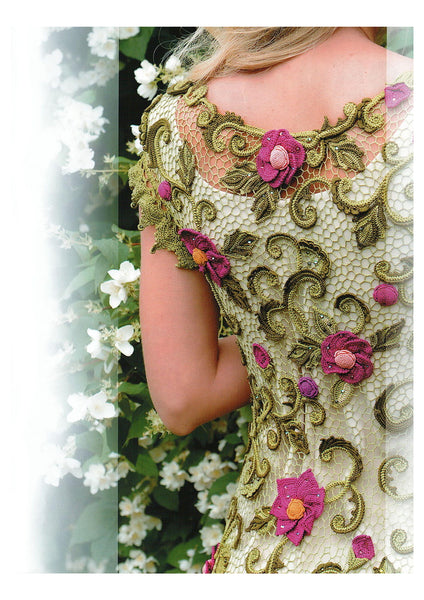 Summer elegant crochet projects