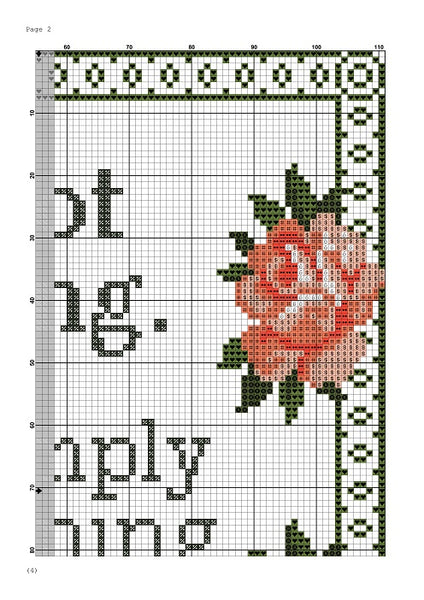 I am not arguing funny sarcastic cross stitch pattern