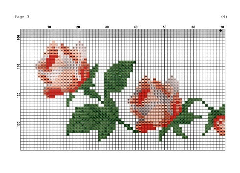 No stairway to heaven funny cross stitch pattern