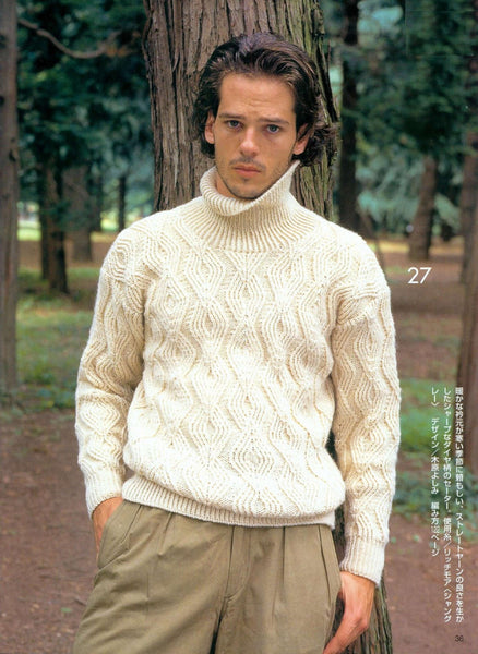 Vintage knitwear knitting and crochet patterns