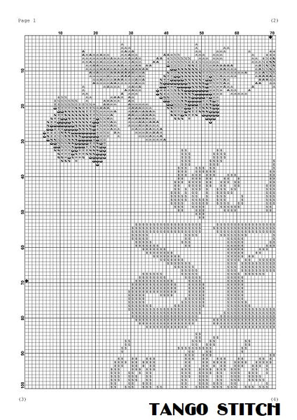 We had sex in this room funny sassy cross stitch pattern