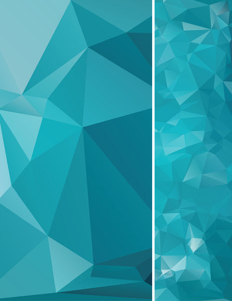 60 Abstract Polygonal Vector Backgrounds 01 Abstract Low-Poly Backgrounds - Paper Moon Art & Design
