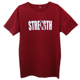 STRENGTH (Maroon)