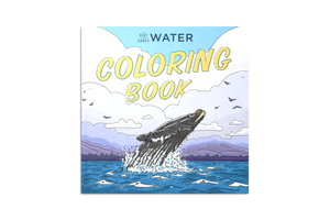 Riot Water Coloring Book