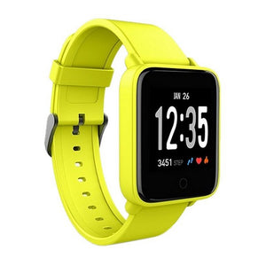 "Smartwatch SPC 9630 1,3"" IPS 180 amarillo"