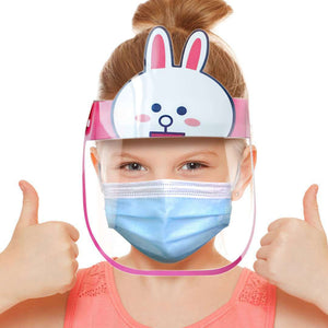 5 Face Shields for Kids