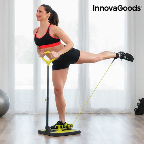 Leg, Arm and Gluteus Fitness Platform