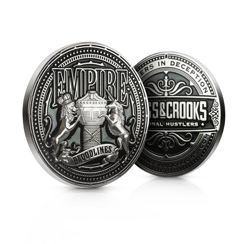 "Empire Bloodlines 2"" Poker Card Guard"