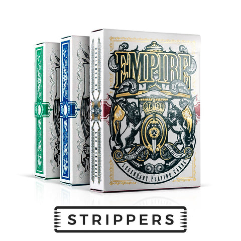 Empire Series 'Elite Stripper' Decks