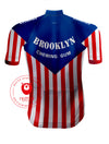 Retro Wielershirt Brooklyn - REDTED