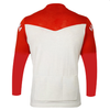 Retro Winter Radjacke Faema - Rot / Weiss