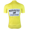 Retro Cycling Jersey Renault - Yellow